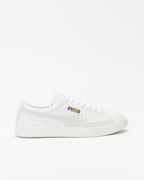 Puma Puma Basket 90680 Lux White/whisper white