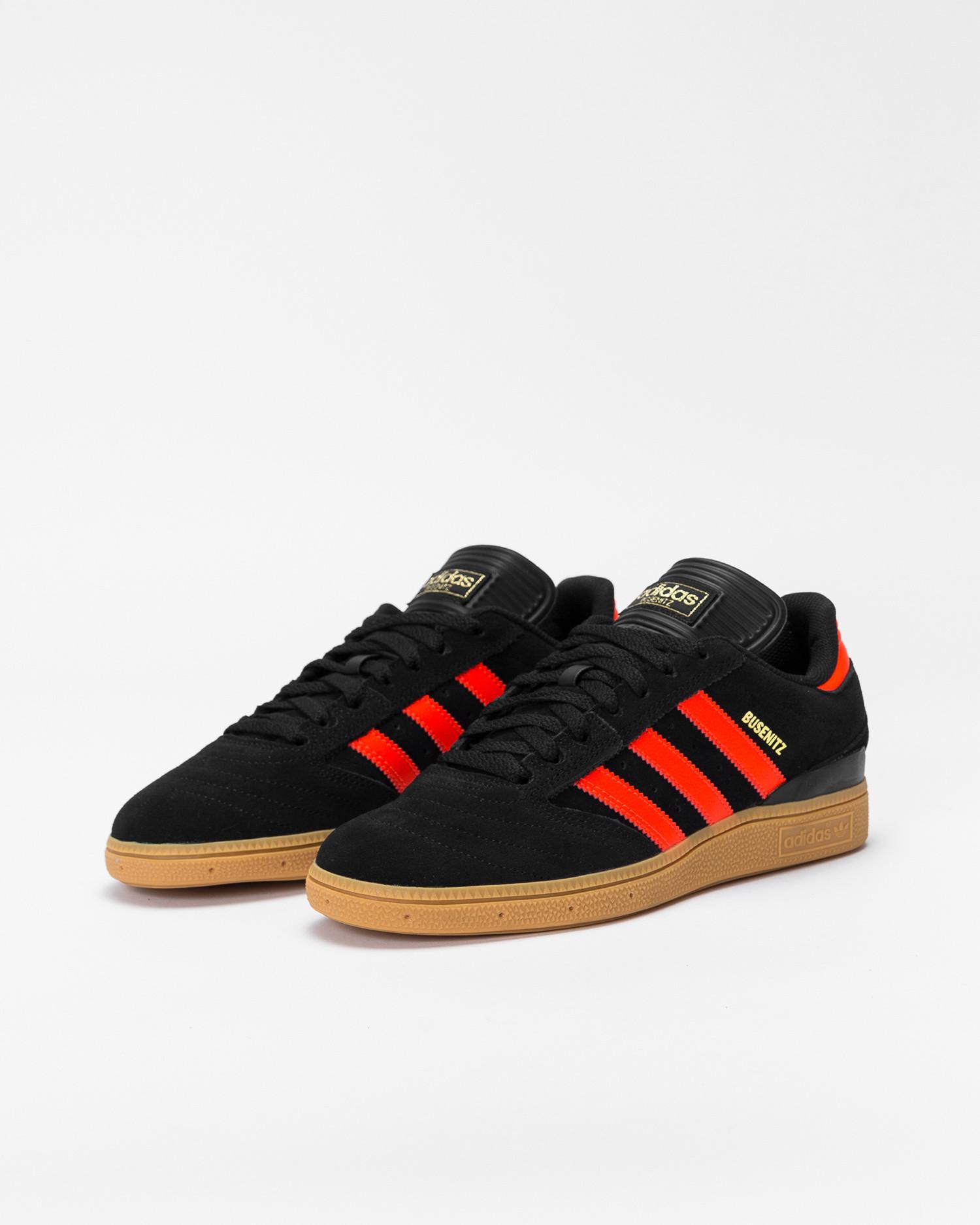 Adidas Busenitz Cblack/Solred/Gum1