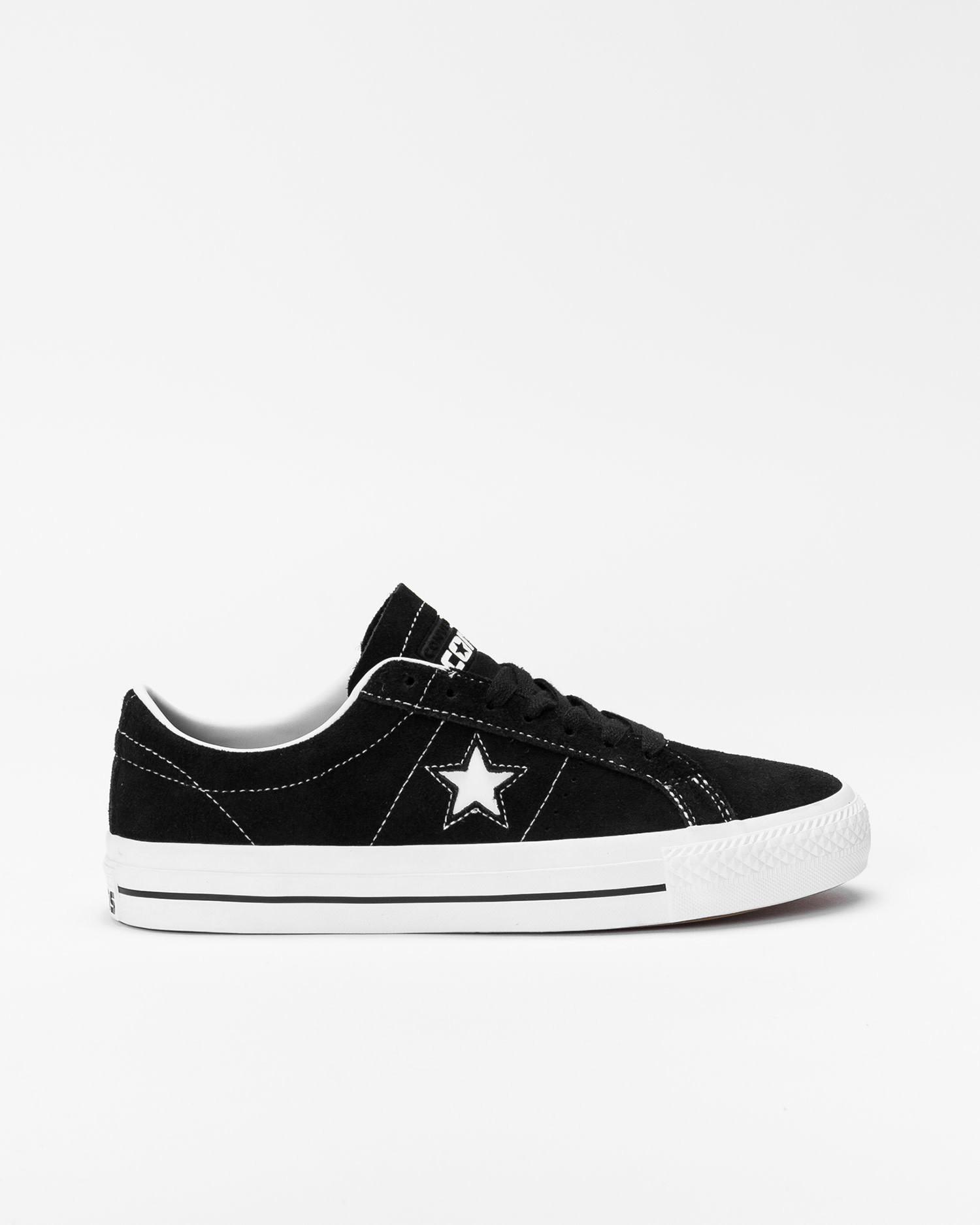 Converse Pro One Star Ox Black/White/White Black
