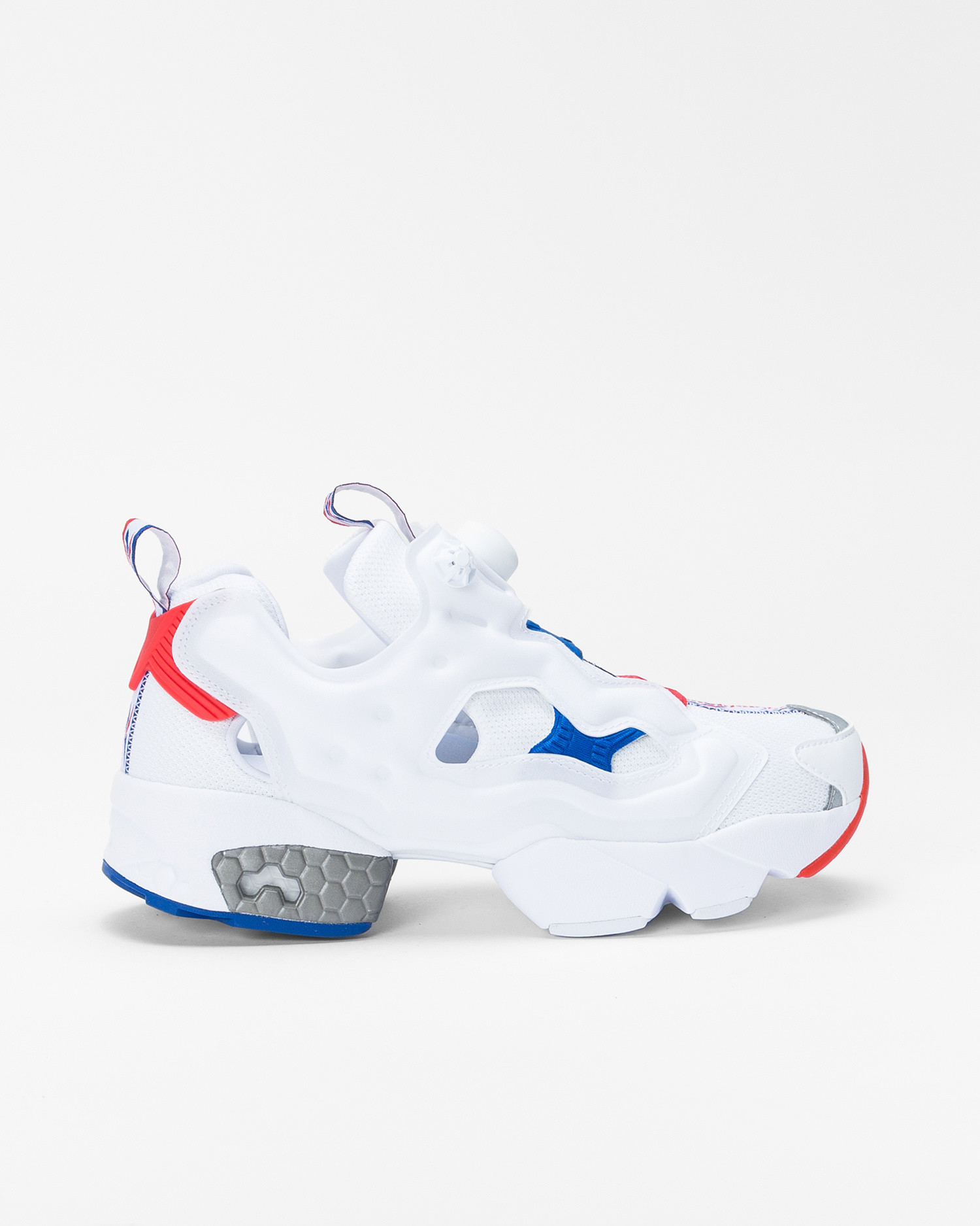Reebok Instapump Fury OG white/red/blue