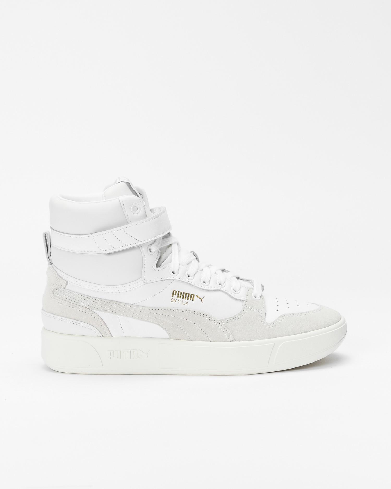 Puma LX Mid Lux White/whisper white