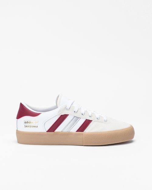 Adidas Adidas Matchbreak Super Shin Sanbongi Ftwht/Cburgu/Gum4