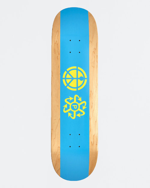 Paccbet Paccbet Skateboard Blue 8.375