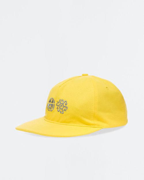 Paccbet Paccbet Cap Yellow