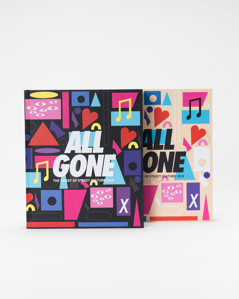 """All Gone All Gone 2019 """"I want your love"""" edition"""