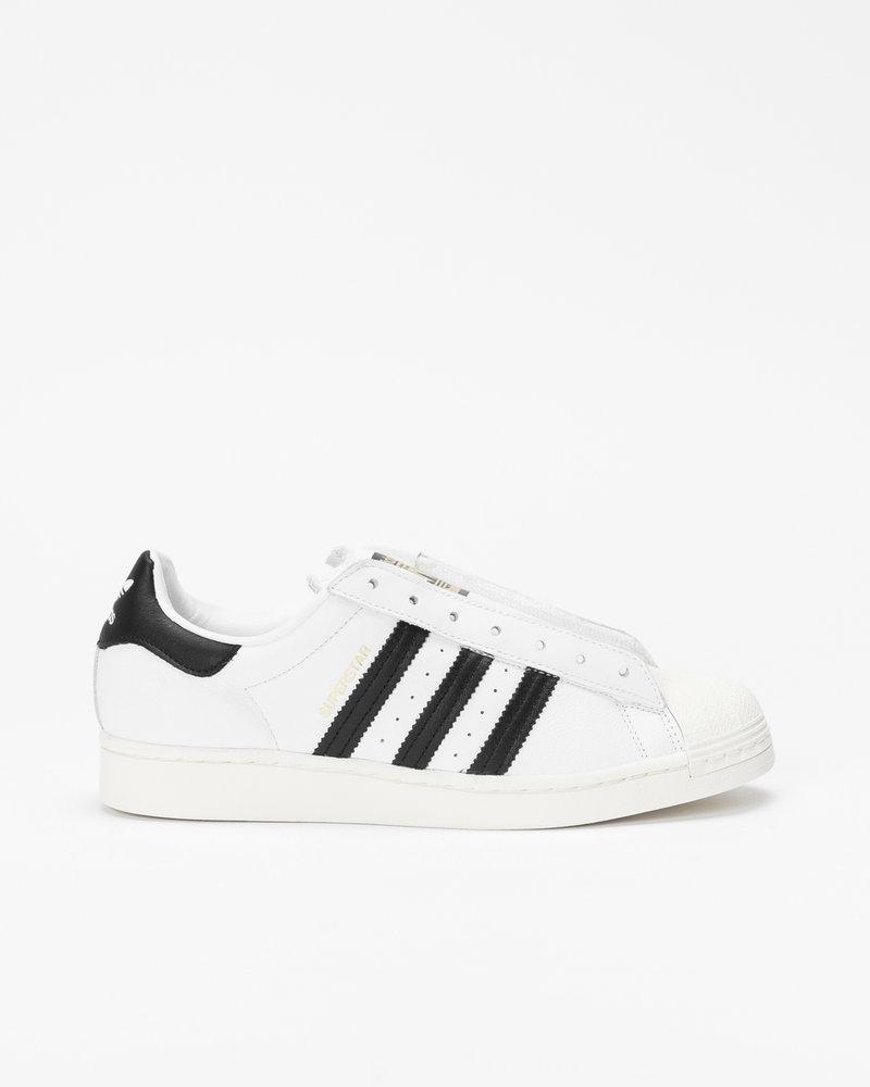Adidas adidas Superstar laceless white/black/white