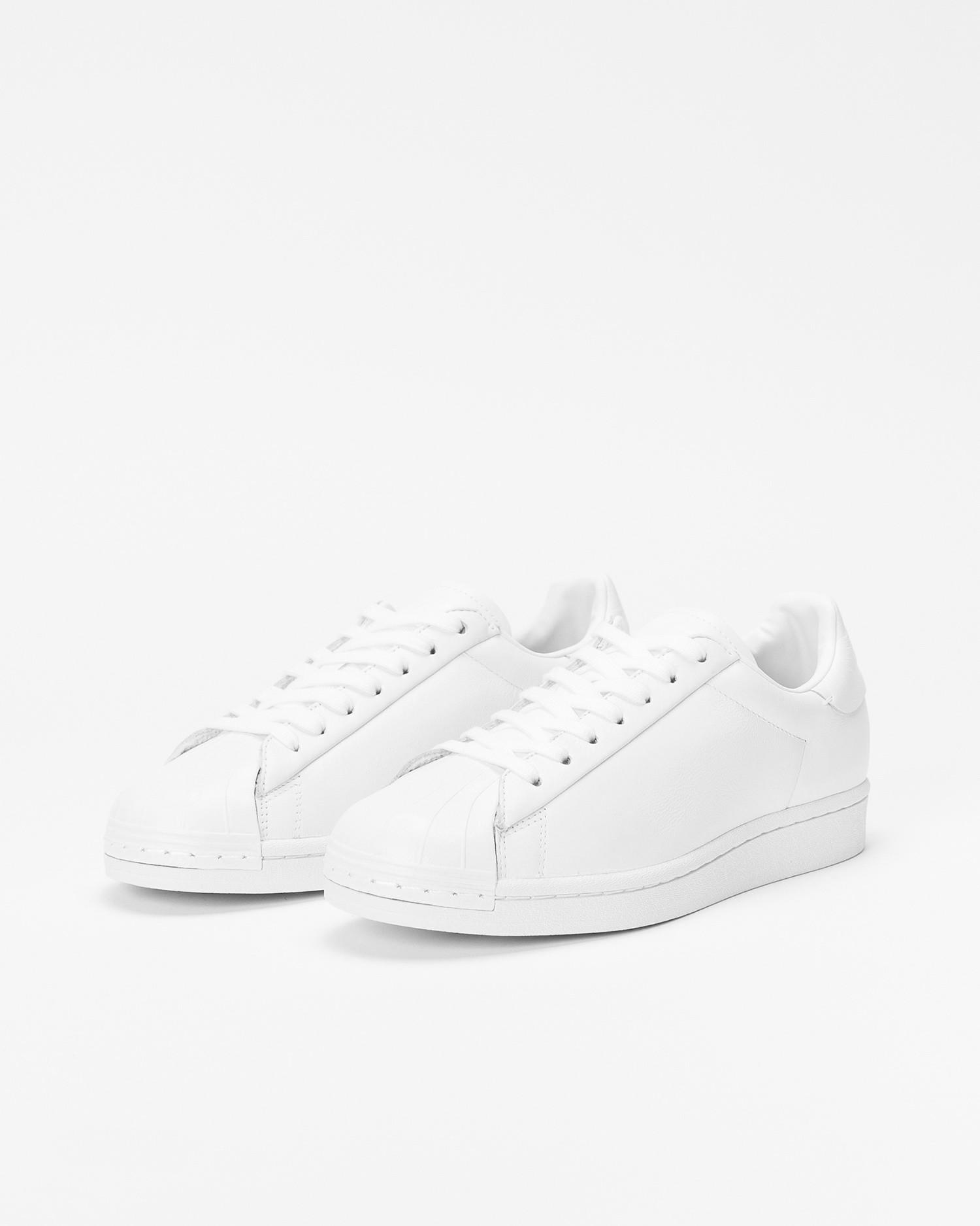 adidas W Superstar Pure Lt White/black/gold