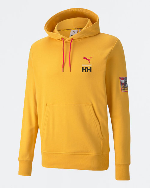 Puma Puma x Helly Hansen hoodie citrus