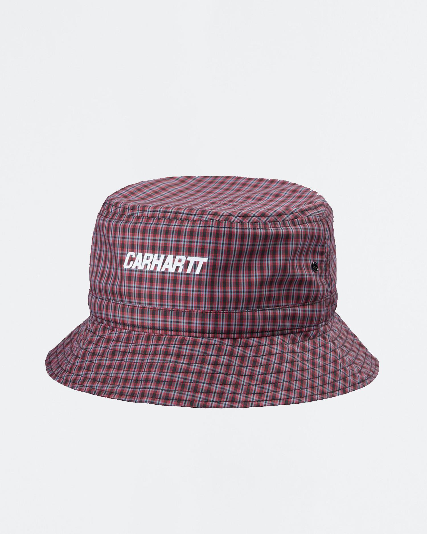 Carhartt Alistair Bucket Hat Black/Etna