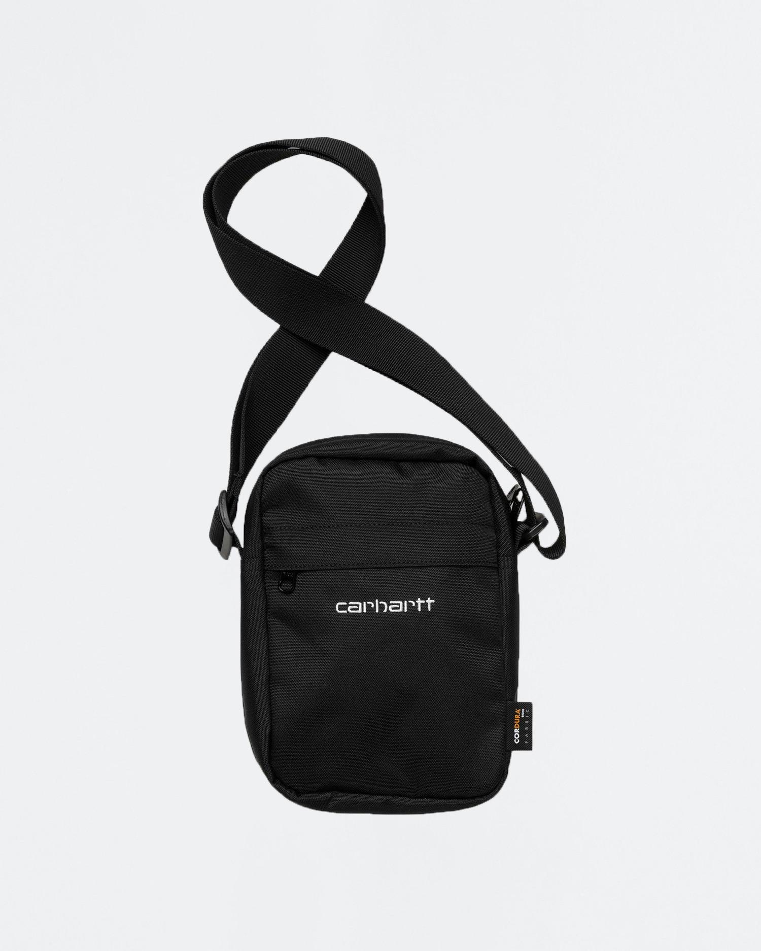 Carhartt Payton Shoulder Pouch Black/white