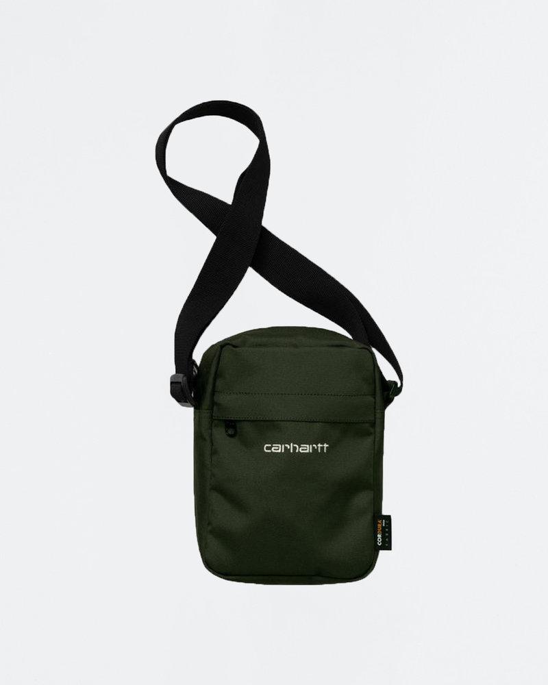 Carhartt Carhartt Payton Shoulder pouch Cypress/white