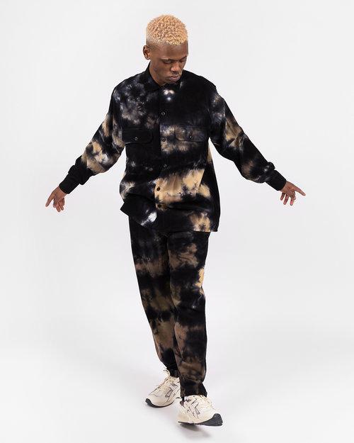 Futur Futur Cor Bud Pants Tie Dye Dark