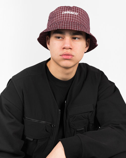 Carhartt Carhartt Alistair Bucket Hat Black/Etna