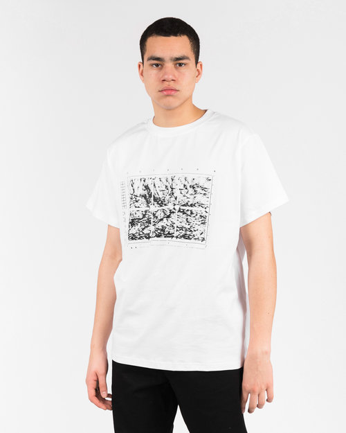 Octagon Öctagon Static Shortsleeve Tee White