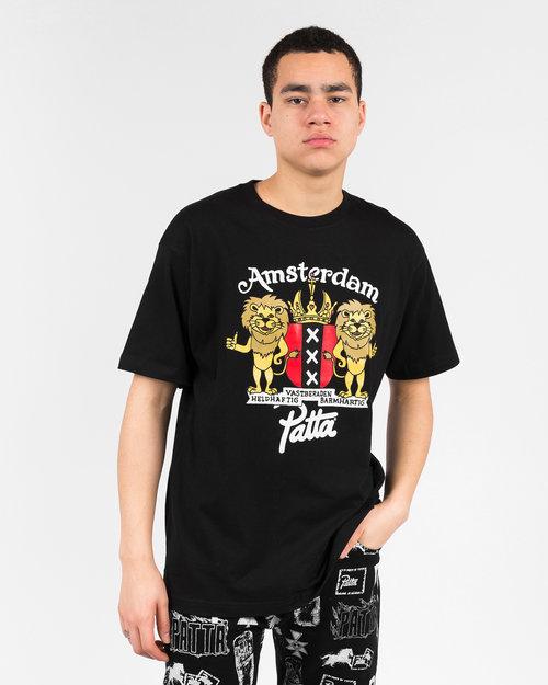 Patta Patta Souvenir t-shirt black