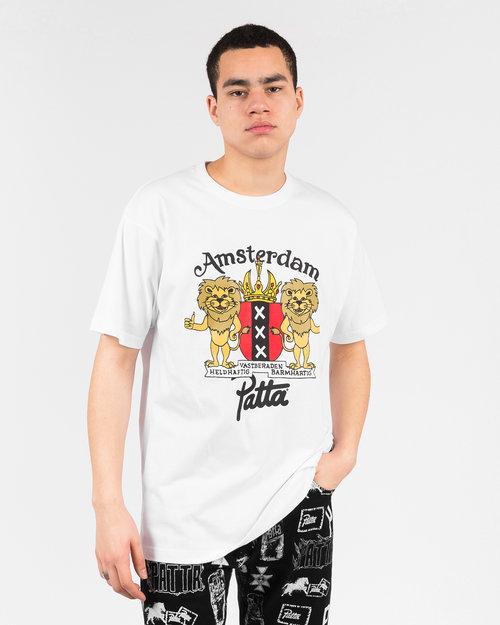 Patta Patta Souvenir t-shirt white