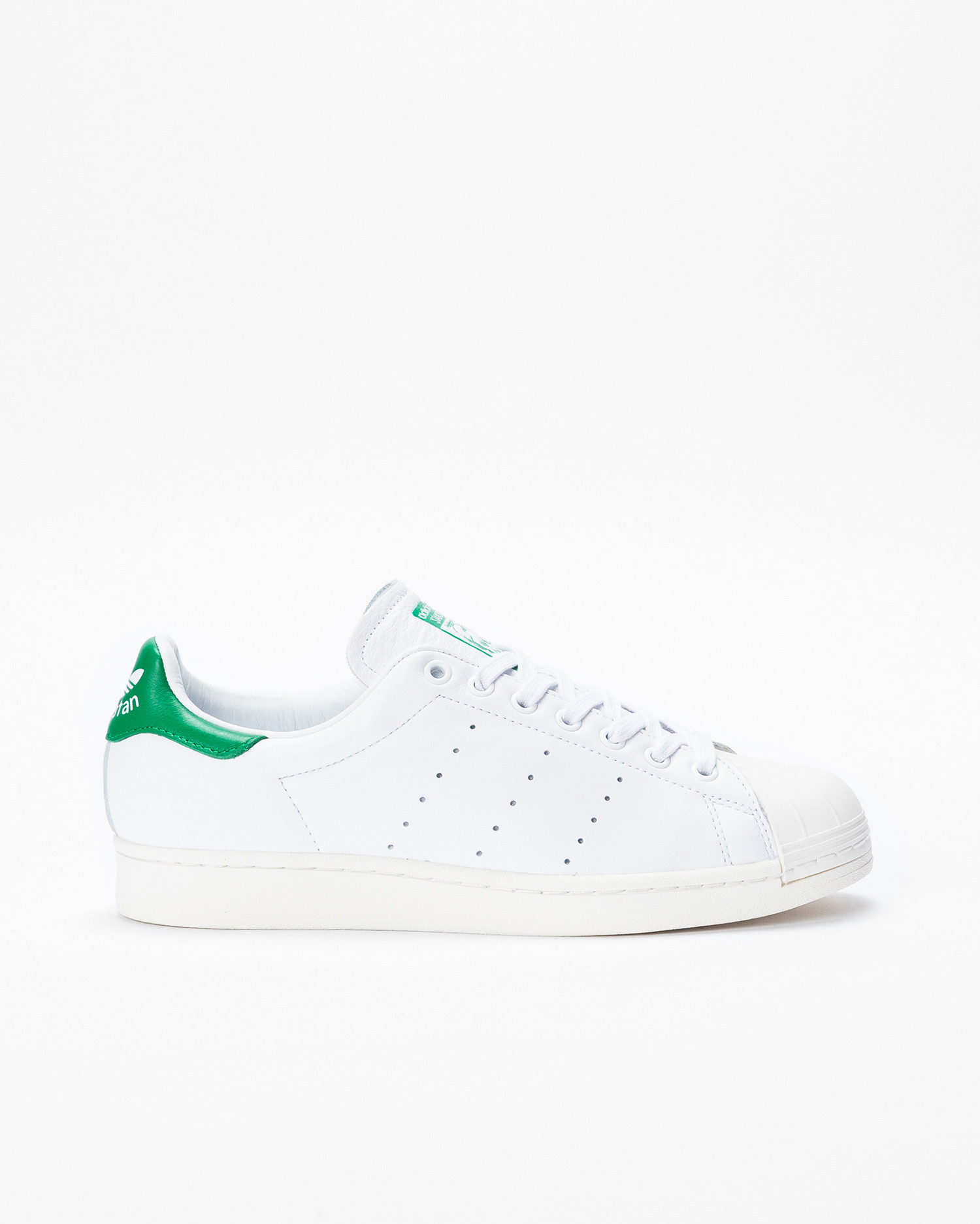 "adidas Originals ""SUPERSTAN"" white/white/green"