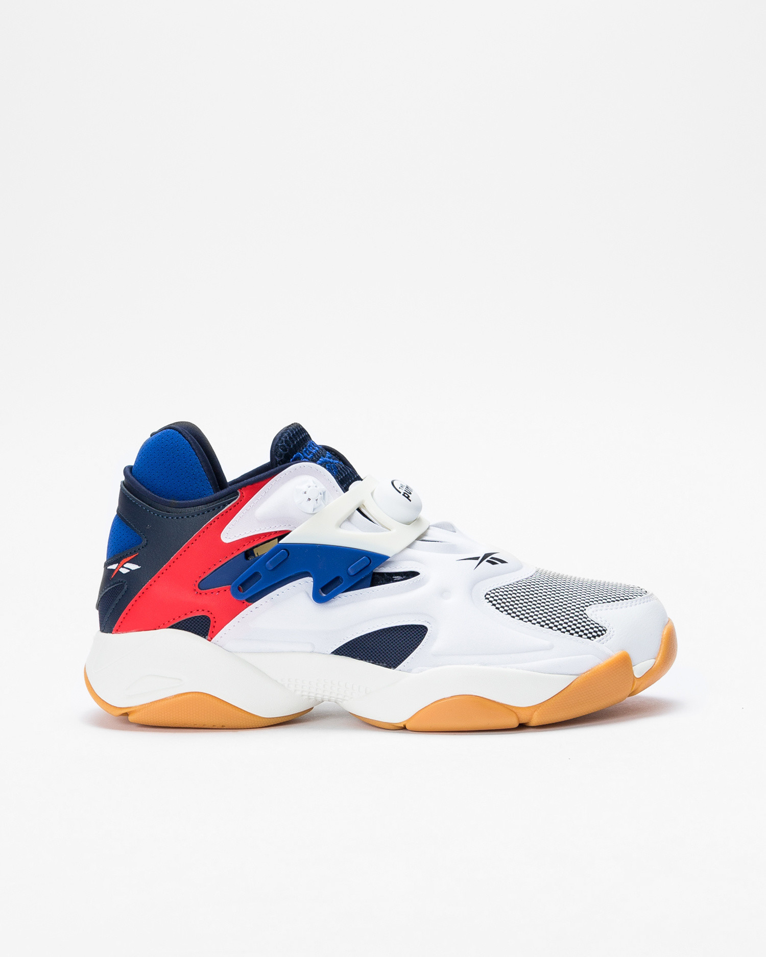 Reebok Pump Court White/Conavy/Chalk