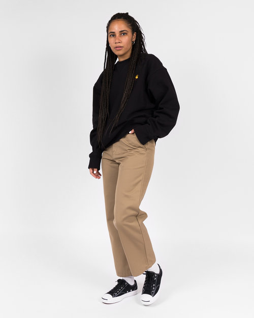 Carhartt Carhartt W' Great Master Pant Leather Rinsed