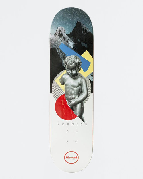Almost Almost Youness Cut & Paste Deck 8,25''