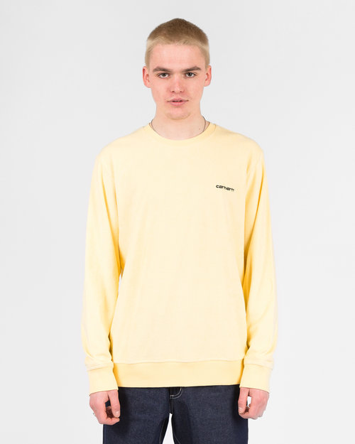 Carhartt Carhartt Terry Sweat Fresco/Black