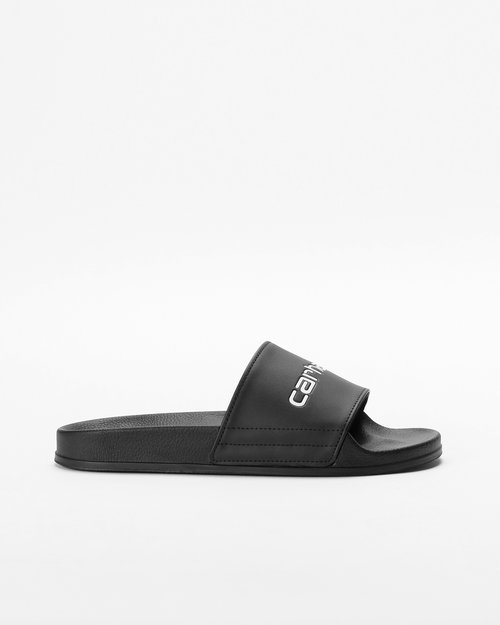 Carhartt Carhartt WIP Slipper Black/White