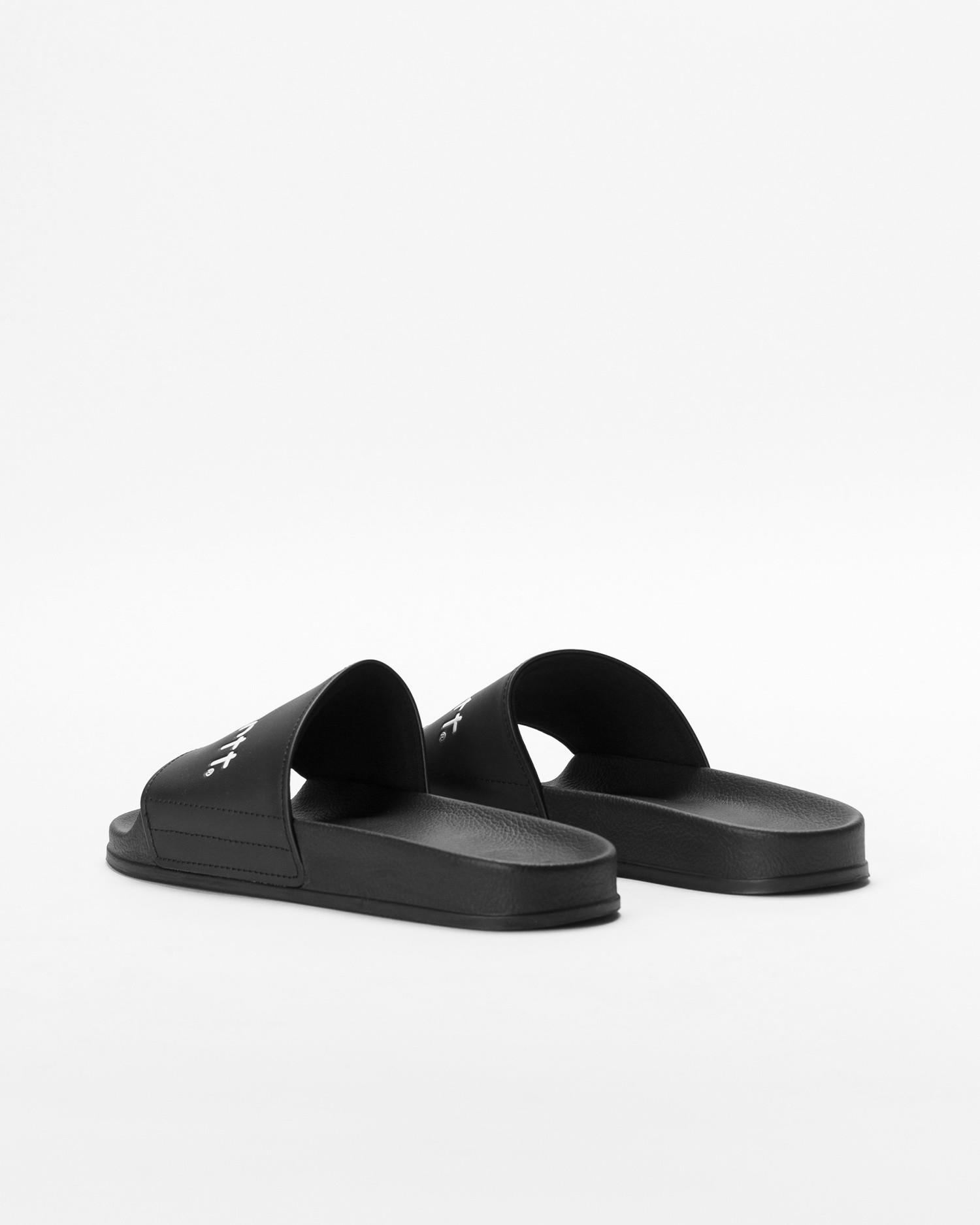 Carhartt WIP Slipper Black/White