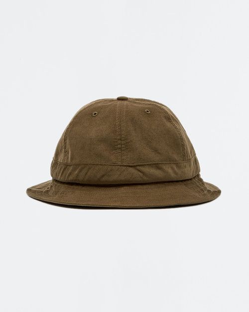 Pop Trading Co Pop Trading Co bell hat olive minicord
