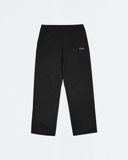 Dime Dime Twill Pants Black