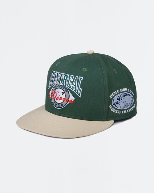 Dime Dime Montreal Champion Hat Green