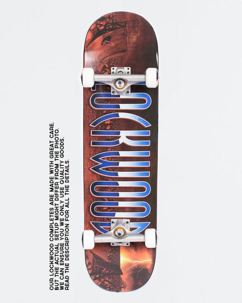 """Lockwood Lockwood Complete Thunderwood 8.25"""""""