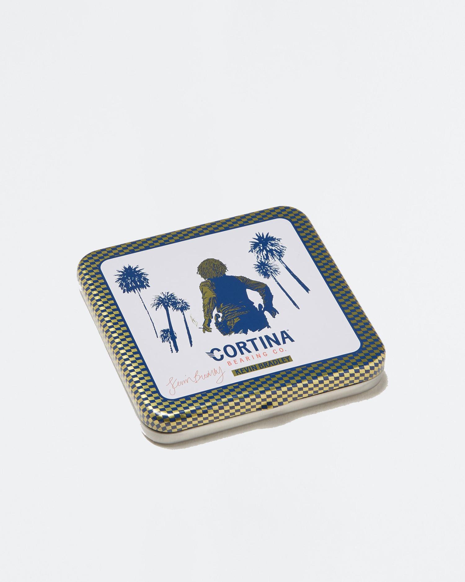 Cortina Kevin Bradley Signature Gold/Silver Bearings