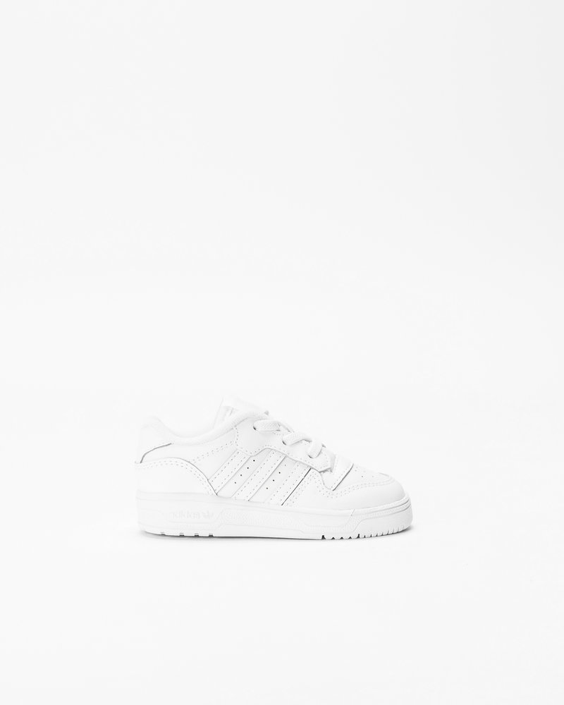 Adidas Adidas Rivalry Low Infant Running white/Core Black