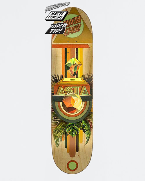 Santa Cruz Santa Cruz Tom Asta Paragon Powerply Taper Tip deck 8 inch