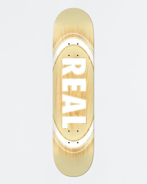 Real Real Oval Burst 7,56'' Deck