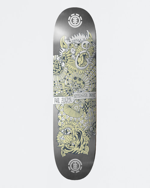 Element Element Siamese Jarne Phil 8.5'' Deck