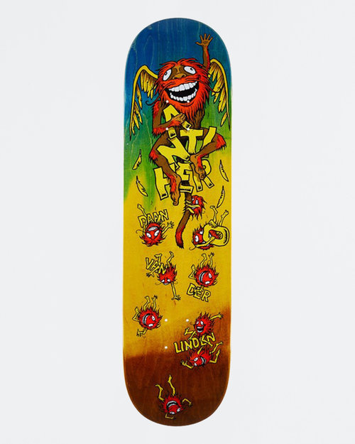 "Anti Hero Anti-Hero Daan Grimplechimp 8.38"" Deck"