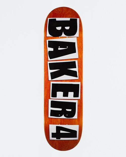 """Baker Baker 4 OG Black Veneer Deck 8.38"""""""