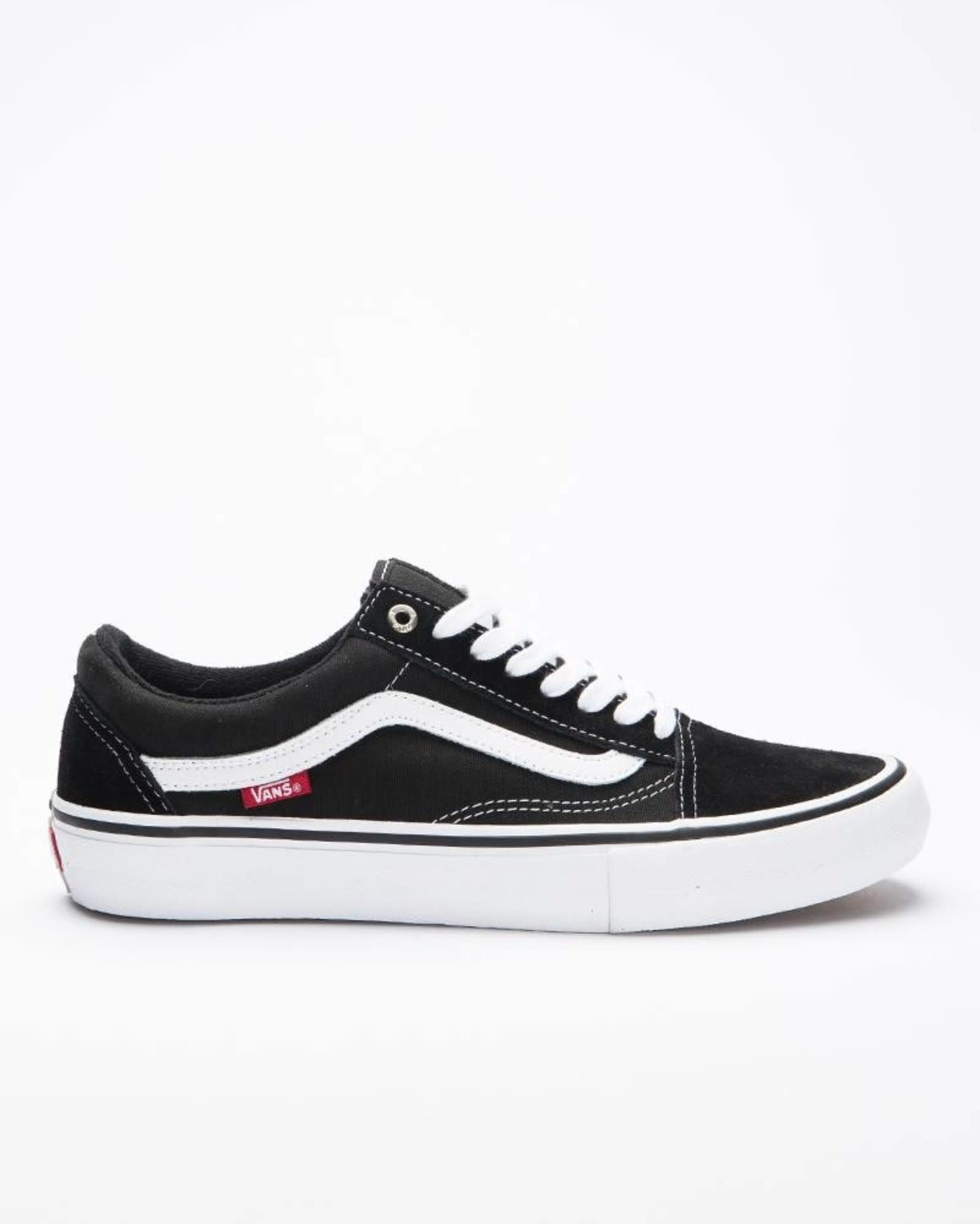 Vans mn old skool pro black/white