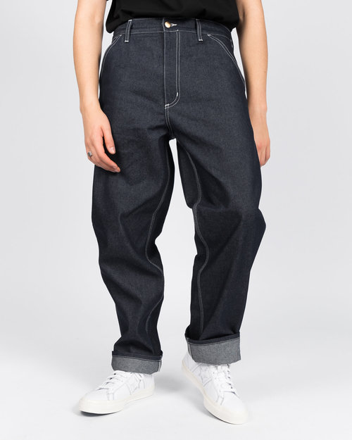 Carhartt Carhartt Simple Pant Blue Rigid