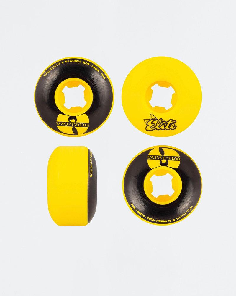 OJ WHEELS OJ Wheels Wu Tang Elite EZ Edge 101A 54mm