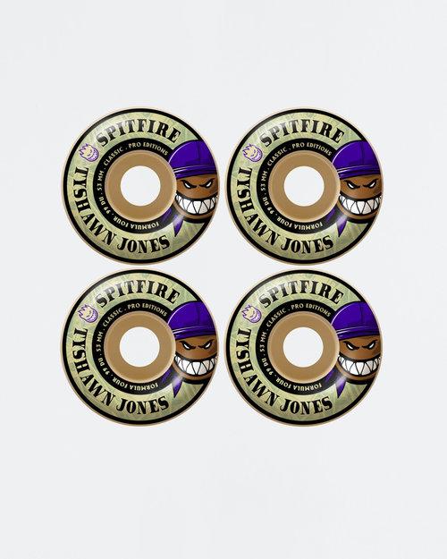 Spitfire Spitfire Wheels F4  Tyshawn 99DU 53mm