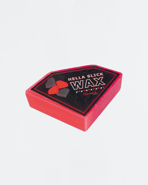Diamond Diamond Wax Red