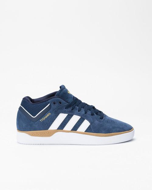 Adidas Adidas Tyshawn Collegiate Navy/Cloud White/ Gum