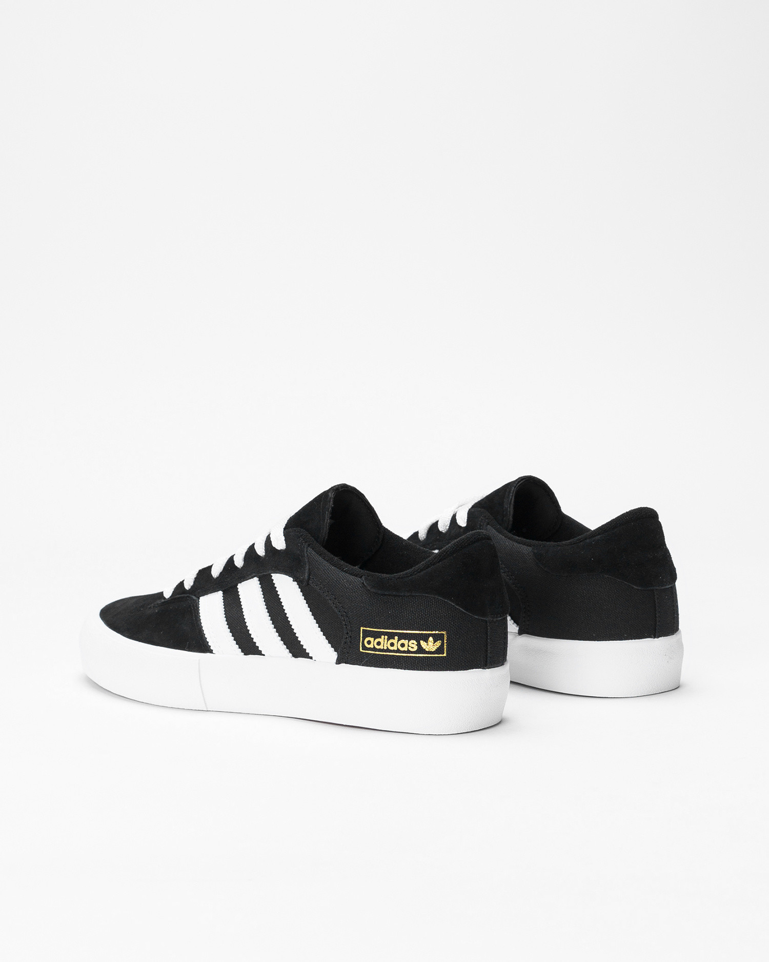 Adidas Matchbreak Core Black/Cloud White/Gold Metallic