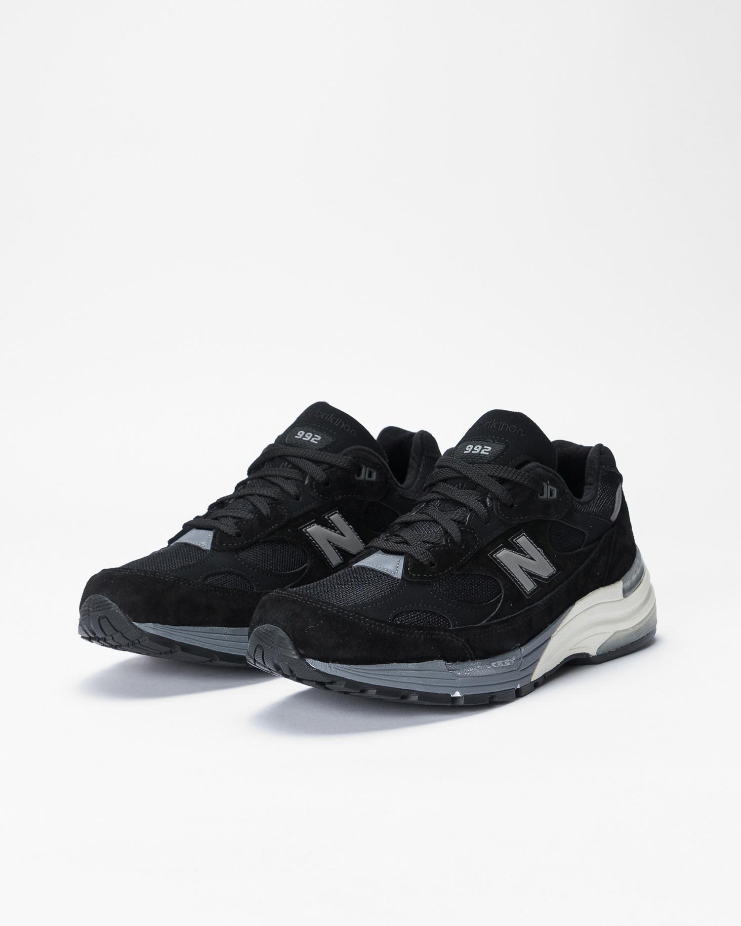 New Balance NM 992 Black/Grey