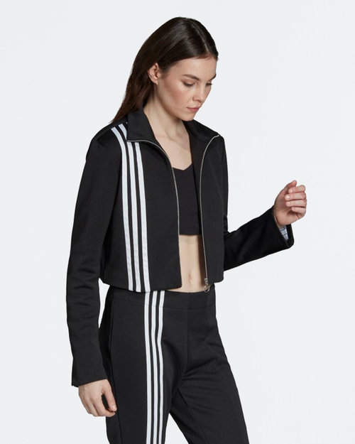 Adidas adidas Originals Tlrd Track top Black