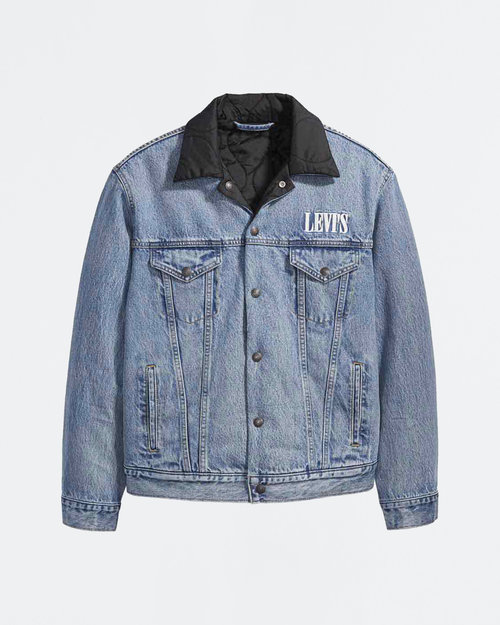 Levis Levi's RVS Padded Trucker Jacket