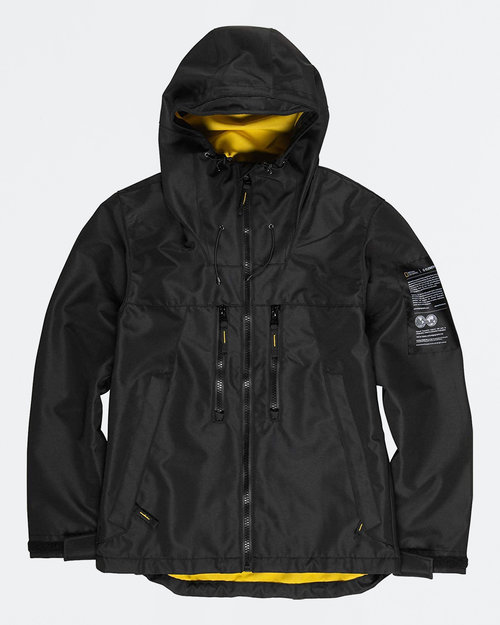 Element Element Aether Jacket Flint Black