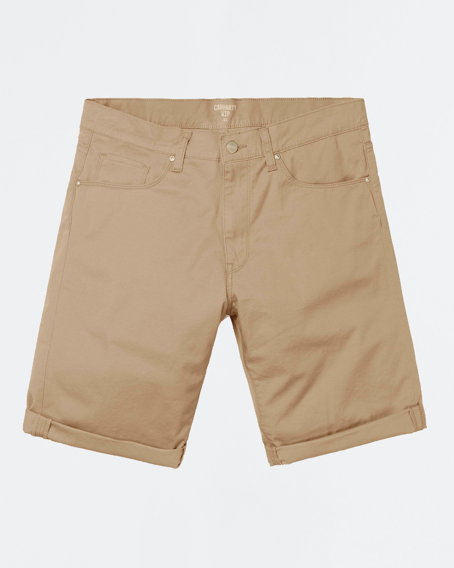 Carhartt Johnson Short Cotton Leather